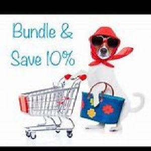 Accessories - Bundle 10% Discount